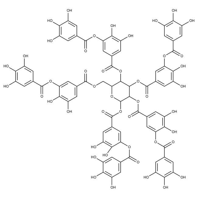 Tannic Acid, USP, Spectrum
