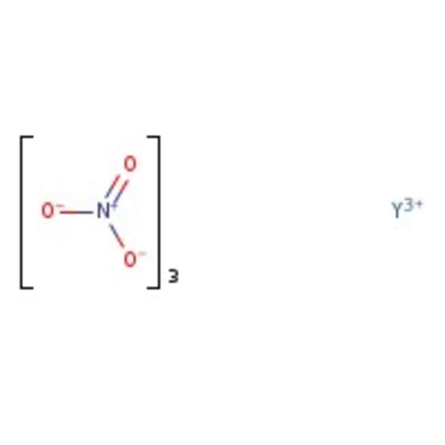 Alfa Aesar™Yttrium(III) nitrate hydrate, REacton™, 99.99% (REO)