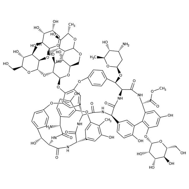 Ristocetin-Sulfatsalz, MP Biomedicals™ 25mg Antibiotika
