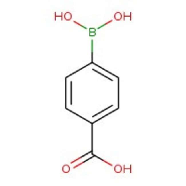 4-Carboxyphenylboronic acid, 97%, ACROS Organics