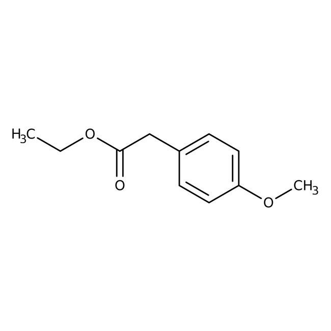 Ethyl 4-Methoxyphenylacetate 98.0+%, TCI America™
