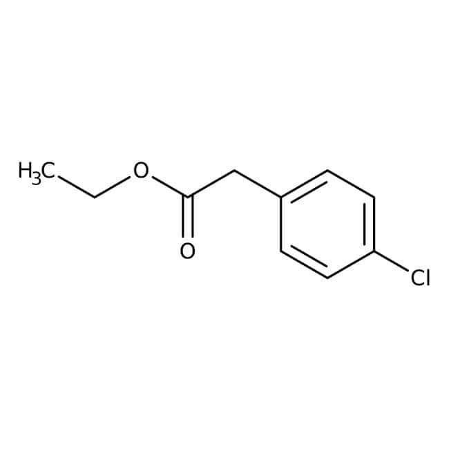 Ethyl 4-chlorophenylacetate, 98+%, Acros Organics