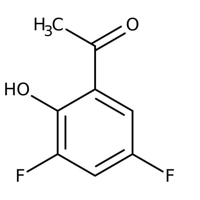 1-(3,5-Difluoro-2-hydroxyphenyl)ethan-1-one, Maybridge