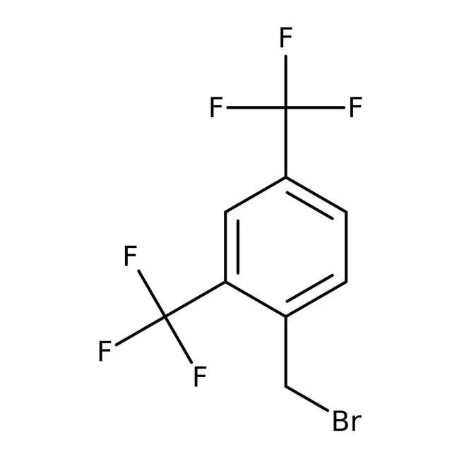 2,4-Bis(trifluoromethyl)benzyl bromide, 95%, ACROS Organics™