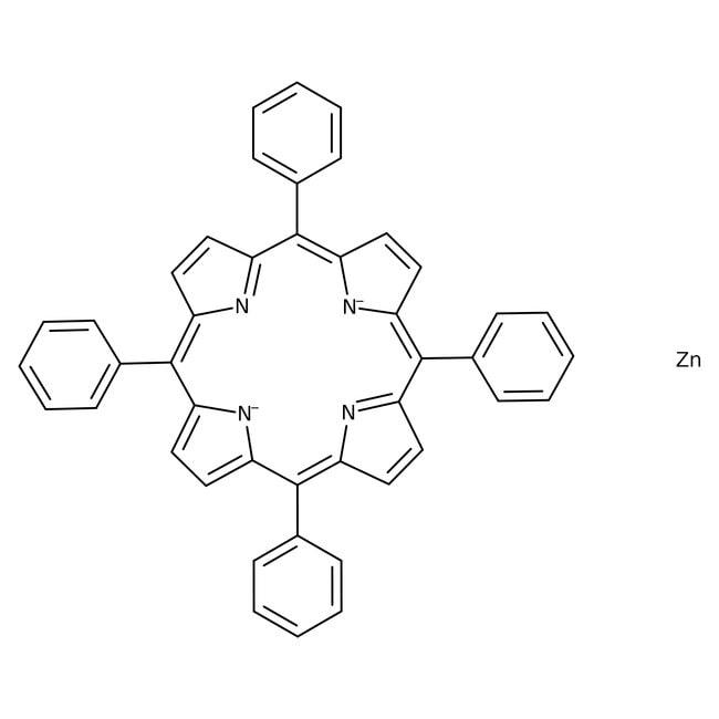 Alfa Aesar™Zinc meso-tetraphenylporphine 0.5g Alfa Aesar™Zinc meso-tetraphenylporphine