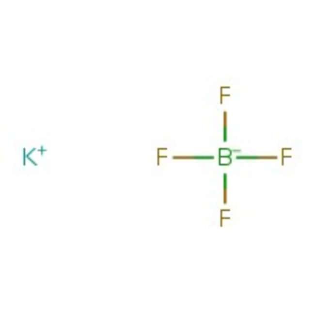 Potassium tetrafluoroborate, 99%, extra pure, ACROS Organics™