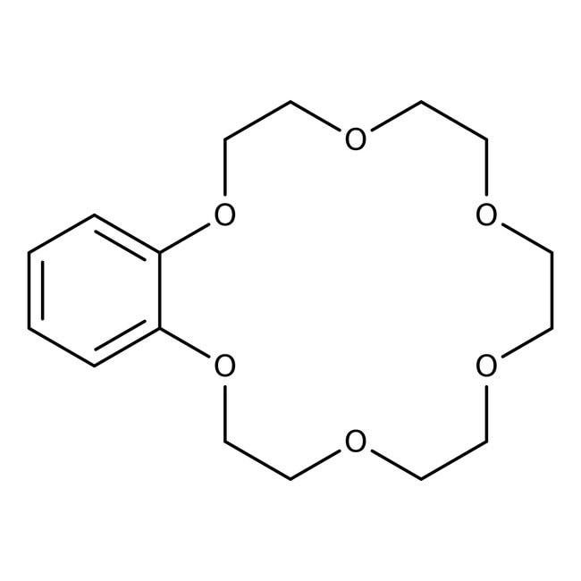 Alfa Aesar  Benzo-18-crown-6, 97%