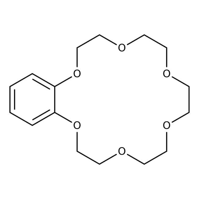 Benzo-18-crown-6, 97%, ACROS Organics™