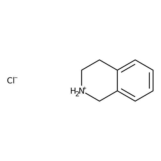 1,2,3,4-Tetrahydroisoquinoline hydrochloride, 98%, ACROS Organics