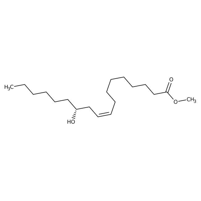Methyl Ricinoleate 75.0+%, TCI America™