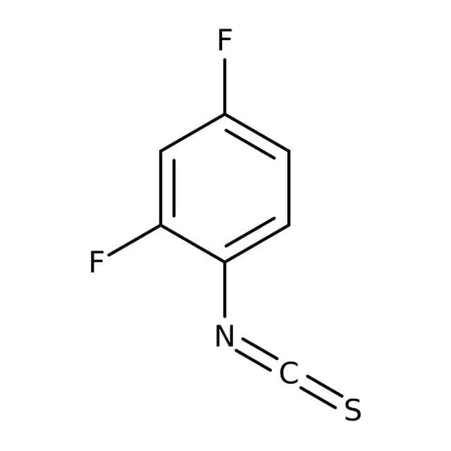 2,4-Difluorophenyl Isothiocyanate 98.0 %, TCI America