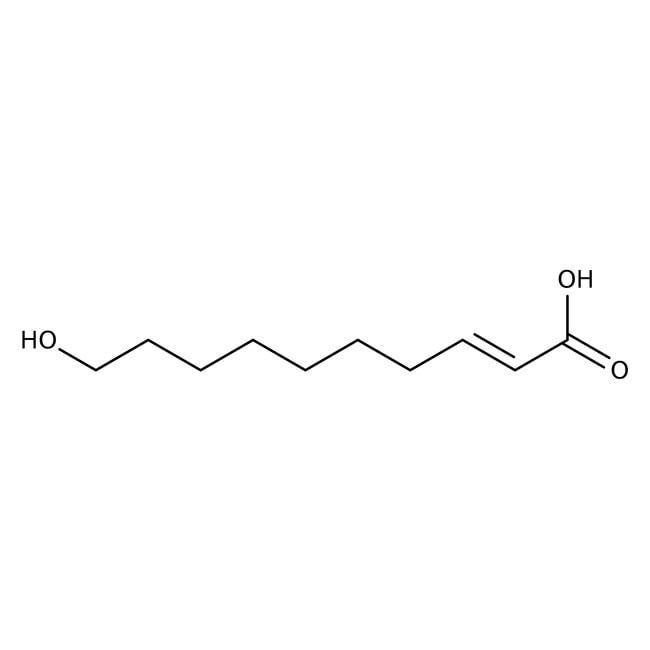 trans-10-Hydroxy-2-decenoic Acid 97.0+%, TCI America™