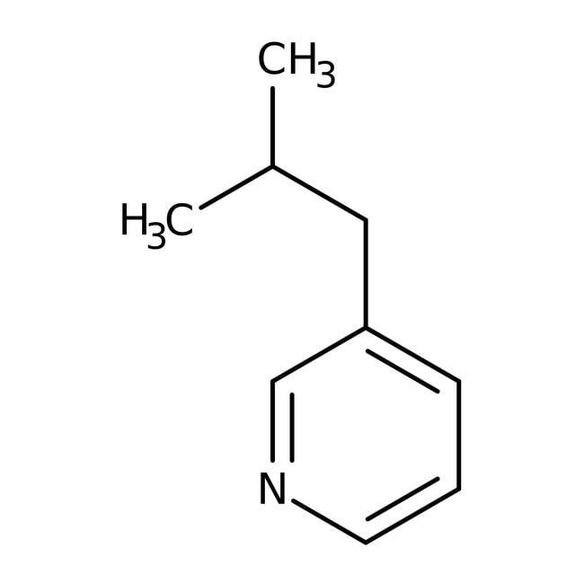 Alfa Aesar  3-Isobutylpyridine, 99%