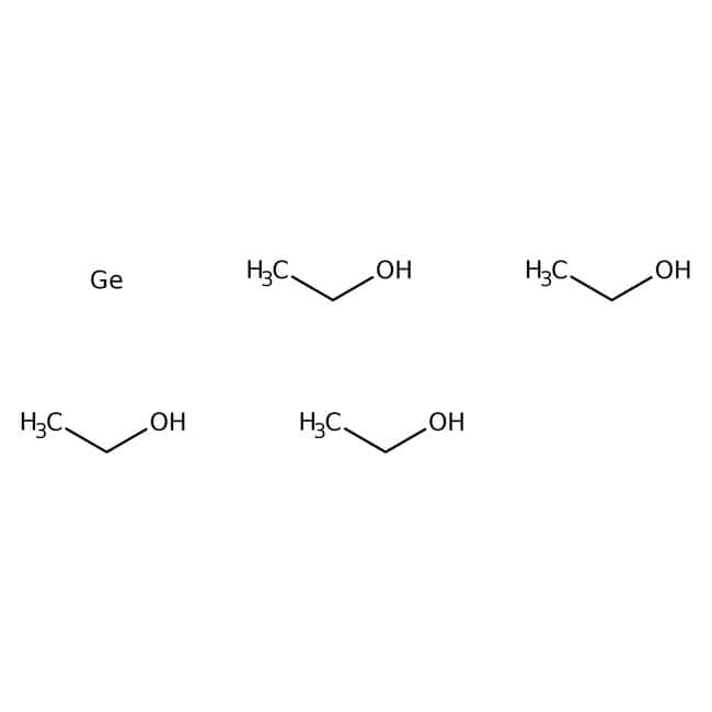 Alfa Aesar™Germanium(IV)-Ethoxid, 97 %: Organometallics Chemicals