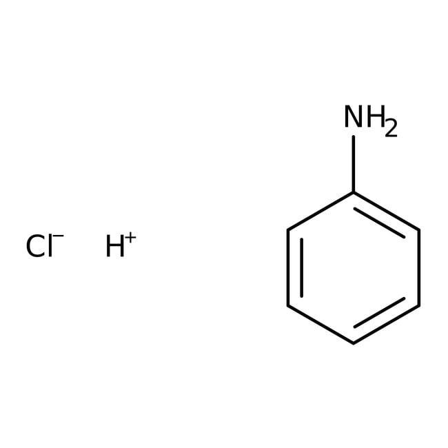 Chlorhydrate d'aniline, 99%, ACROS Organics™ 100g Chlorhydrate d'aniline, 99%, ACROS Organics™