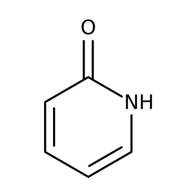 2-Hydroxypyridine, 97%, ACROS Organics™ 50g; Plastic bottle 2-Hydroxypyridine, 97%, ACROS Organics™