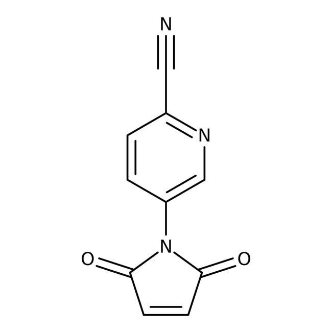 Alfa Aesar™2-Cyan-5-maleimidpyridin, 97% 5g Alfa Aesar™2-Cyan-5-maleimidpyridin, 97%