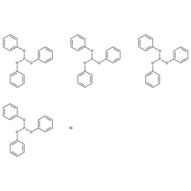 Tetrakis(triphenyl phosphite)nickel(0), 95%, Acros Organics