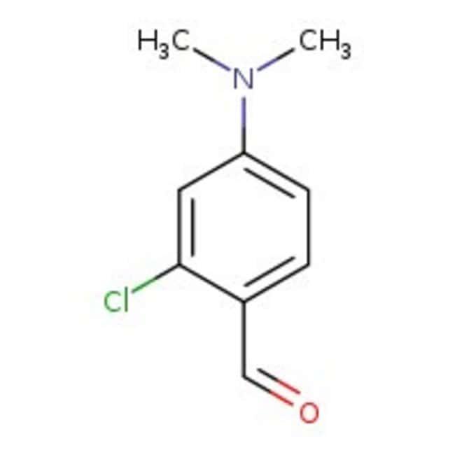 2-Chloro-4-(dimethylamino)benzaldehyde, ≥95%, Maybridge