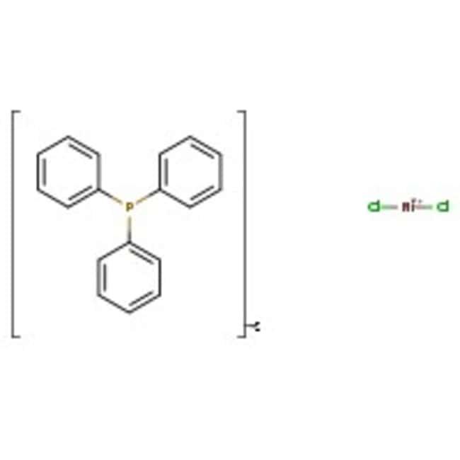 Bis(triphenylphosphine)nickel(II)chloride, 98%, ACROS Organics™