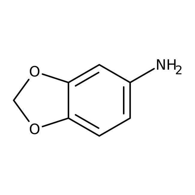 3,4-(Methylenedioxy)aniline, 97%, ACROS Organics