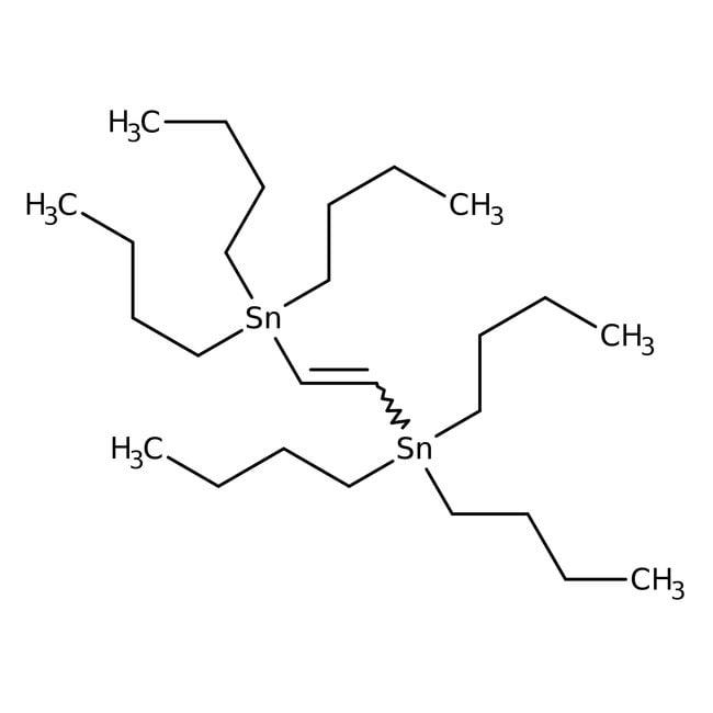 trans-1,2-Bis(tri-n-butylstannyl)ethylene, 95%, ACROS Organics