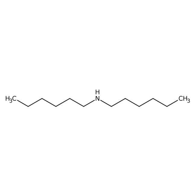 Dihexylamine, 99+%, ACROS Organics™: Secondary amines Amines