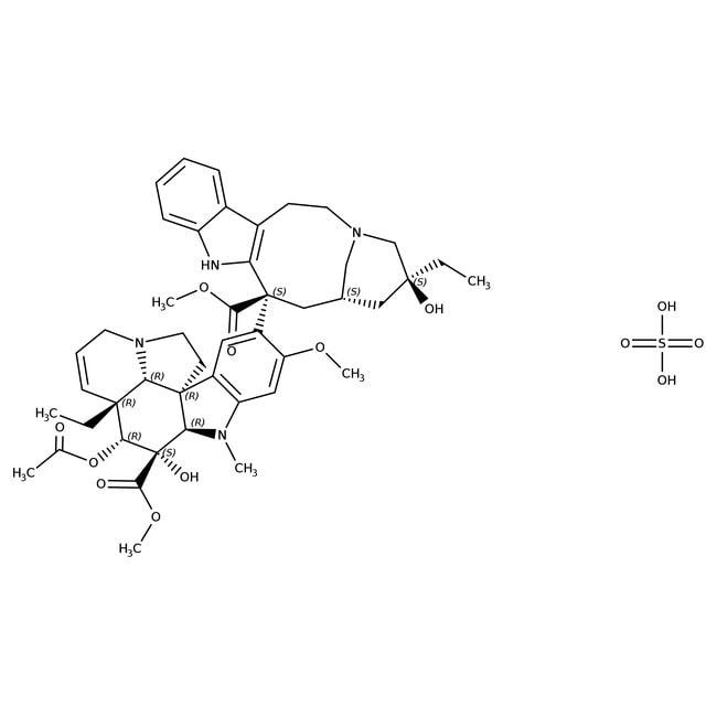 Vinblastine sulfate, Tocris Bioscience™ 10mg Vinblastine sulfate, Tocris Bioscience™