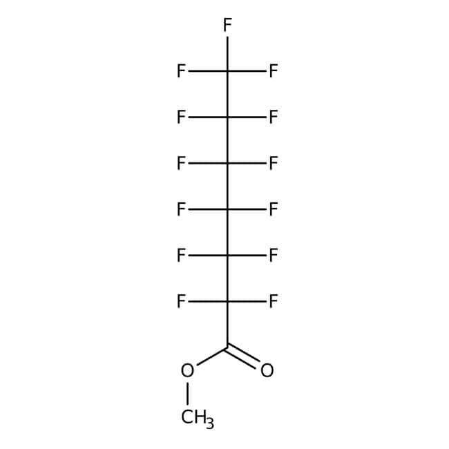 Methyl Tridecafluoroheptanoate 96.0+%, TCI America™
