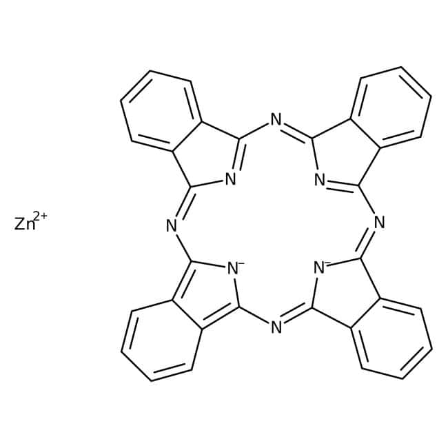 Zinc phthalocyanine, 96%, Acros Organics