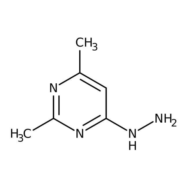 4-Hydrazino-2,6-dimethylpyrimidine, ≥95%, Maybridge™