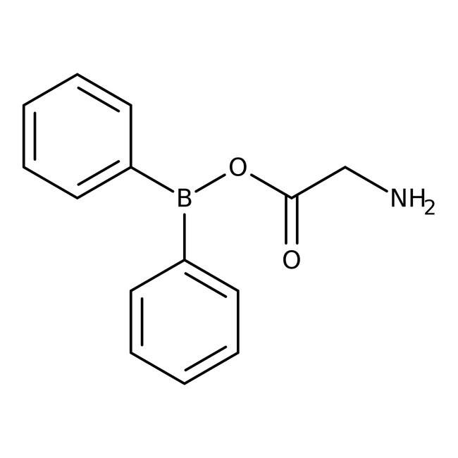 Alfa Aesar™Glycyl diphenylborinate, 95%