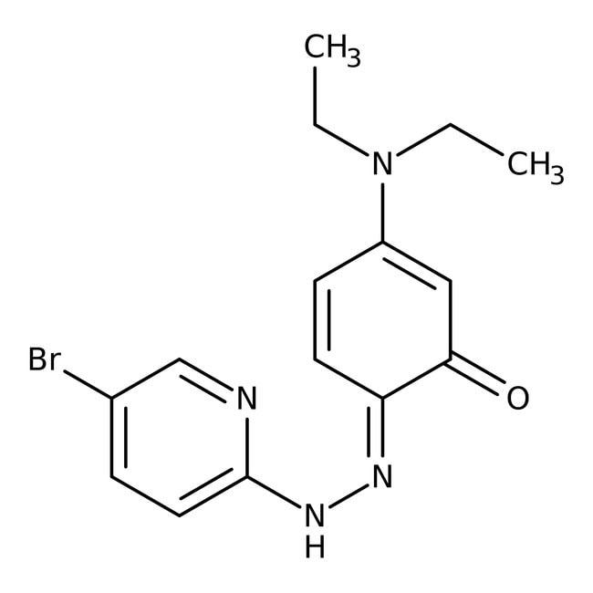 2-(5-Bromo-2-pyridylazo)-5-(diethylamino)phenol, 98%, ACROS Organics™