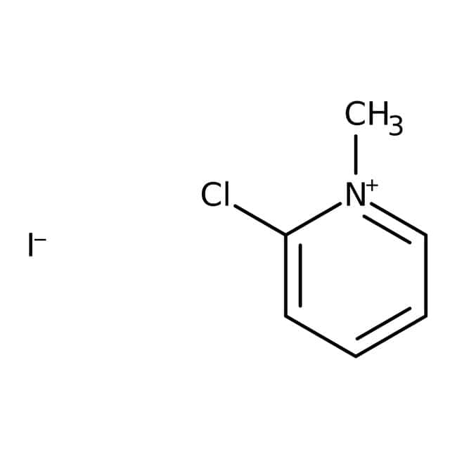 2-Chloro-1-methylpyridinium iodide, 97%, ACROS Organics
