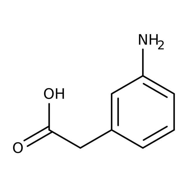 3-Aminophenylacetic acid, 97%, ACROS Organics™