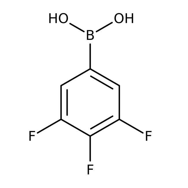 3,4,5-Trifluorophenylboronic acid, 95+%, ACROS Organics