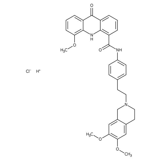 Elacridar hydrochloride, Tocris Bioscience