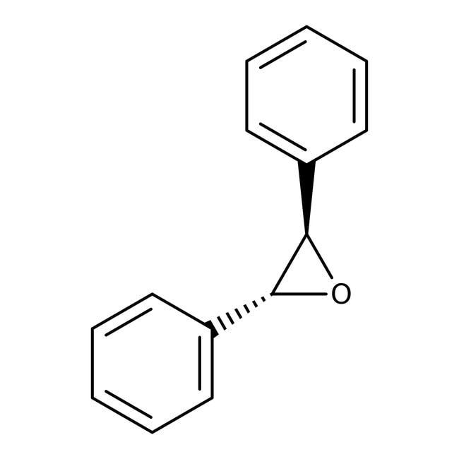 trans-Stilbene oxide, 99%, Acros Organics 5g trans-Stilbene oxide, 99%, Acros Organics