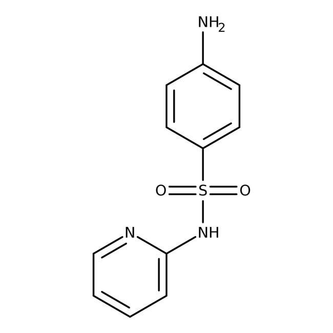 Sulfapyridine, 95%, Acros Organics™ 100g Sulfapyridine, 95%, Acros Organics™