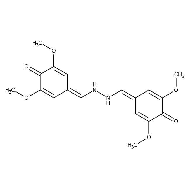 Syringaldazine 99+%, ACROS Organics™ 1g prodotti trovati