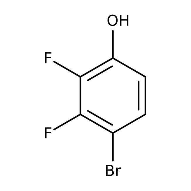 4-Bromo-2,3-difluorophenol 98.0 %, TCI America
