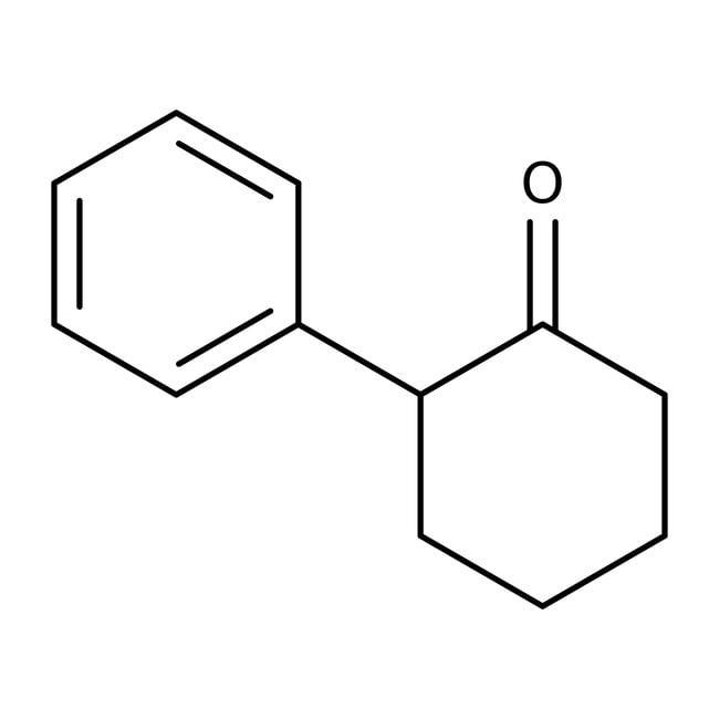 Alfa Aesar™2-Phenylcyclohexanone, 98% 25g Alfa Aesar™2-Phenylcyclohexanone, 98%