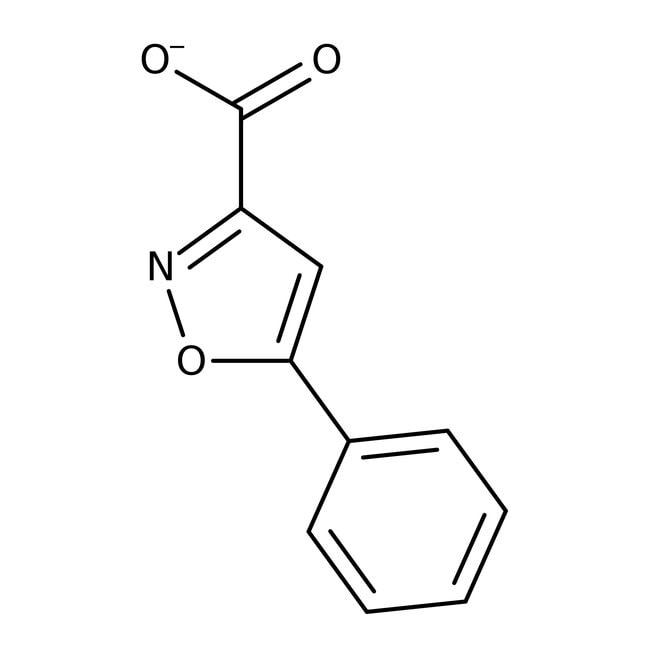 Alfa Aesar™5-Phenylisoxazole-3-carboxylic acid, ≥99% 1g Alfa Aesar™5-Phenylisoxazole-3-carboxylic acid, ≥99%