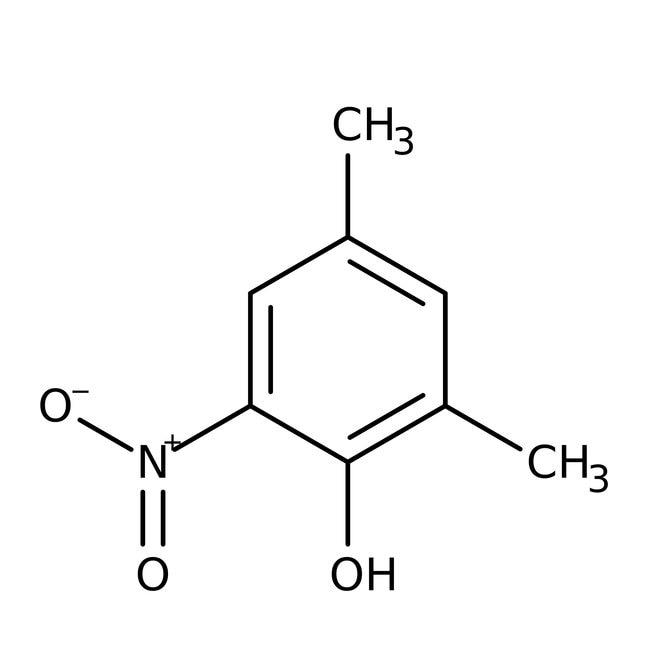 Alfa Aesar  2,4-Dimethyl-6-nitrophenol, 98%