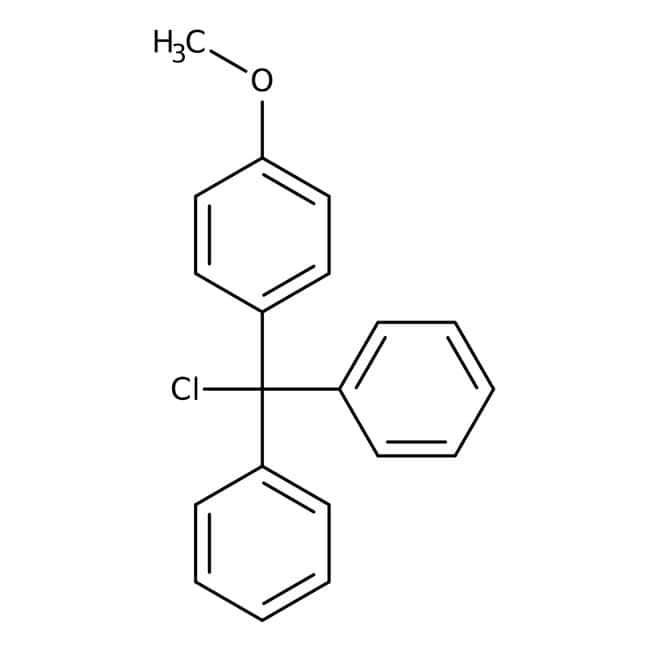 p-Anisylchlorodiphenylmethane, 97%, ACROS Organics™