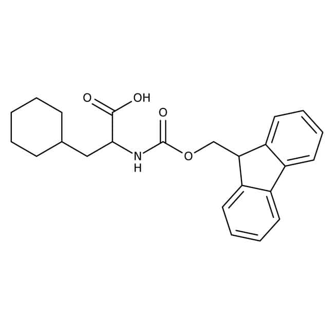 Alfa Aesar™N-Fmoc-3-cyclohexyl-D-alanine, 96% 1g Alfa Aesar™N-Fmoc-3-cyclohexyl-D-alanine, 96%
