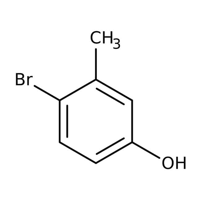 4-Bromo-3-methylphenol, 98%, ACROS Organics
