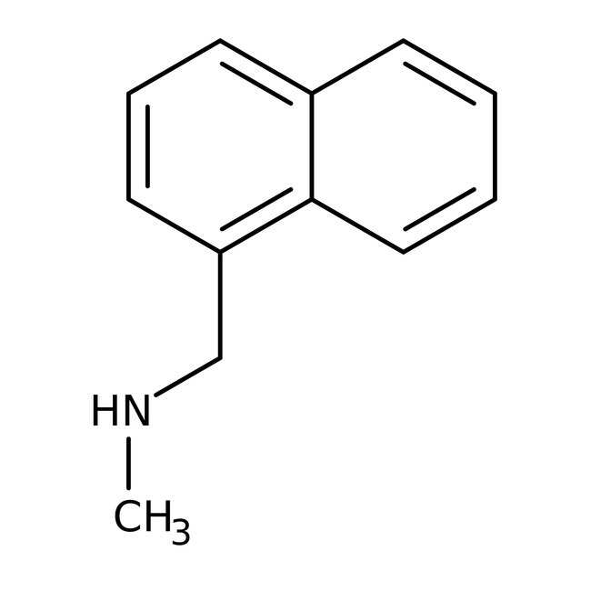 N-Methyl-1-naphthylmethylamine 98.0+%, TCI America™