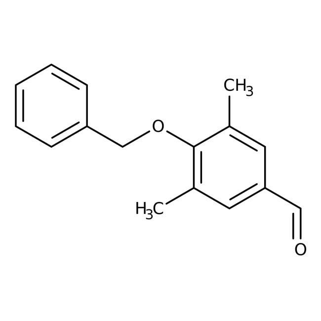 4-Benzyloxy-3,5-dimethylbenzaldehyde,  98%, Acros Organics
