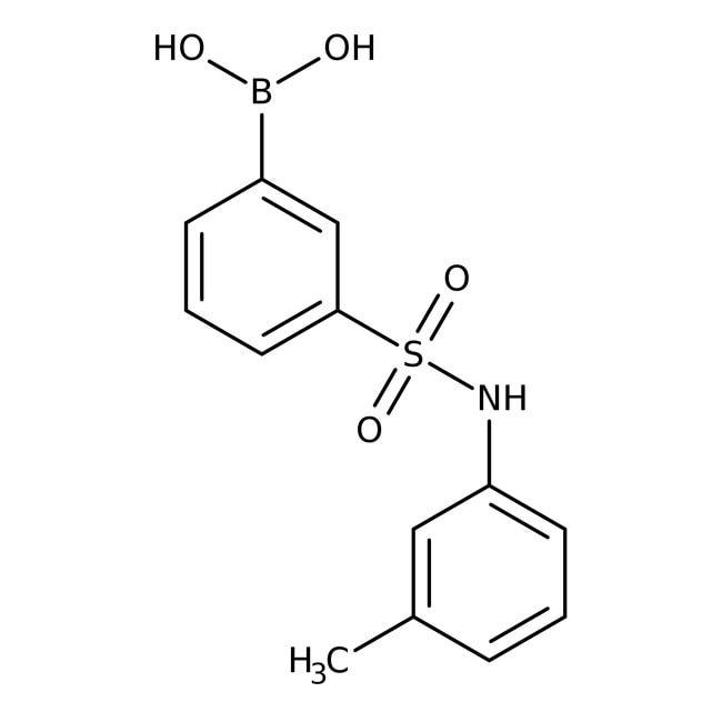 Alfa Aesar™3-(3-Methylphenylsulfamoyl)benzeneboronic acid, 97%